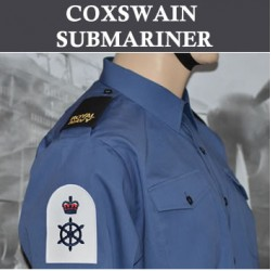 Coxswain Submariner