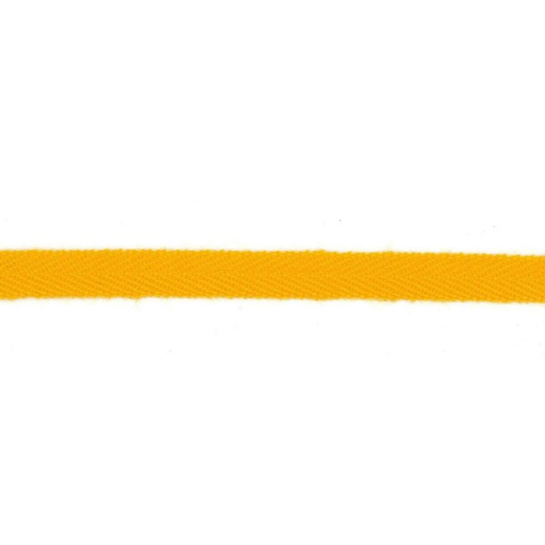 10mm – Indian Yellow – Worsted – Herringbone Lace