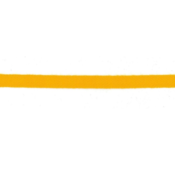 13mm – Indian Yellow – Worsted – Herringbone Lace