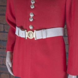 Waist Belt Buff No 7 - British Army