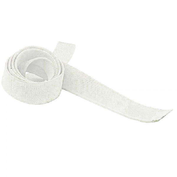 57mm Armed Forces White Webbing for a Waist Belt