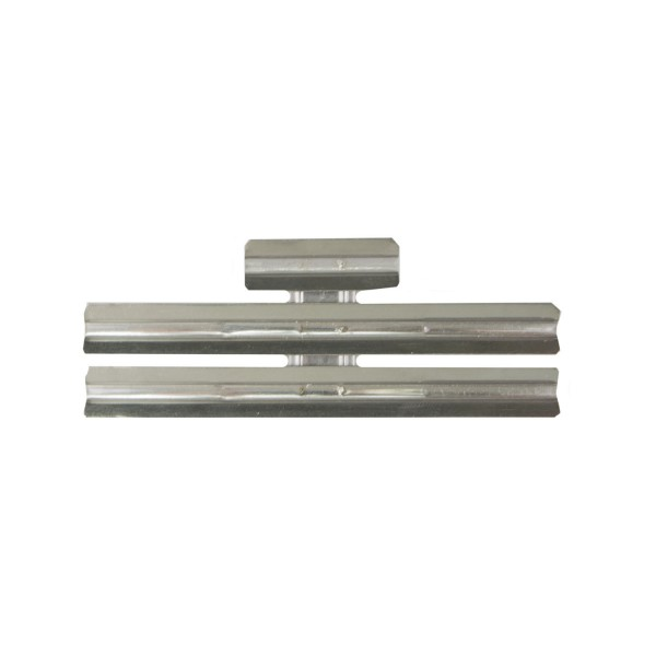 7 Bar Pin Silver Metal Brooche Fitting
