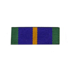 32mm Accumulative Campaign Service Medal Ribbon Slider