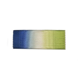 32mm Atlantic Star Medal Ribbon Slider