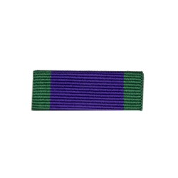 32mm General Service Medal GSM-CSM 1962 Medal Ribbon Slider