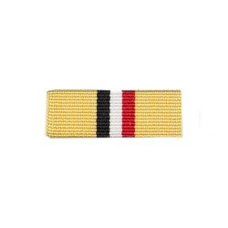 32mm Iraq Medal Ribbon Slider