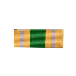 32mm Iraq Reconstruction Service Medal Ribbon Slider
