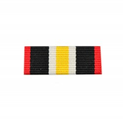 32mm New Zealand Timor Leste Solidarity 2008 Medal Ribbon Bar