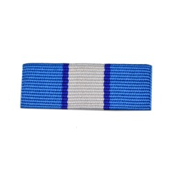 32mm United Nations Peacekeeping Force in Cyprus (UNFICYP) Medal Ribbon Slider