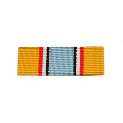 32mm United Nations Angola Verification Mission (UNAVEM) Medal Ribbon Slider