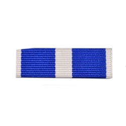 36mm NATO KFOR Kosovo Medal Ribbon Slider