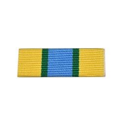 36mm United Nations Operations in Somalia (UNOSOM) Medal Ribbon Slider