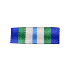 36mm United Nations Stabilization Mission in Haiti (MINUSTAH) Medal Ribbon Slider