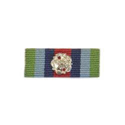 32mm Operational Service Medal Sierra Leone 2000 Medal Ribbon Slider with Rosette