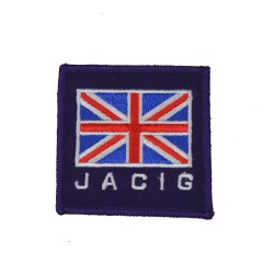 Joint Arms control Implementation Group JACIG - Tri Service - Organisation Badge - British Army / RAF / Royal Navy