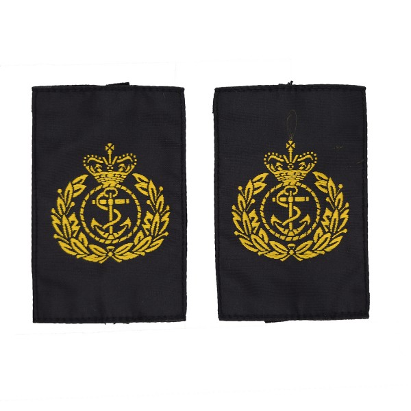 Chief Petty Officer (CPO) - Slider Epaulette - Royal Navy
