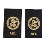 Deck Basic - Slider Epaulette - Royal Fleet Auxilary (RFA) - Royal Navy Badge
