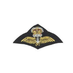 Pilot - Royal Navy Qualification Badge