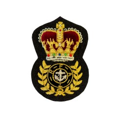 Royal Fleet Auxiliary (RFA) Chief Petty Officer - Organisation Badge - Royal Navy Badge