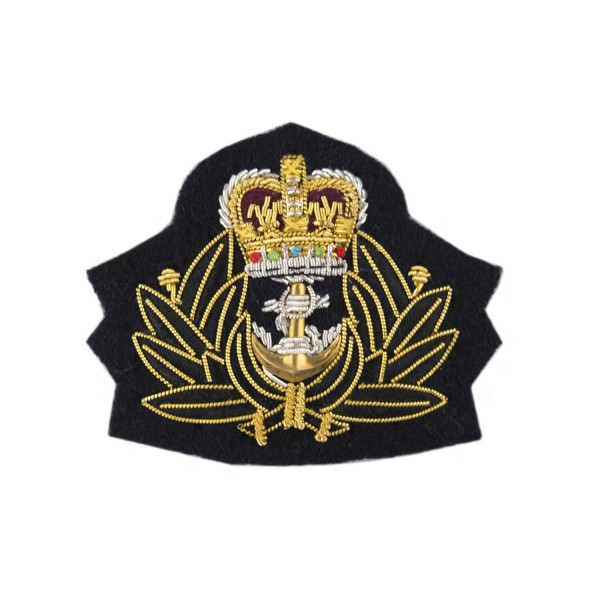 Chaplains (CHAPS) Beret Badge - Organisation - Royal Navy