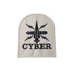 CYBER Branch Personnel - Basic Rate -  Royal Navy Qualification Badge