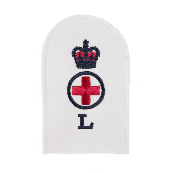 Laboratory Chief Petty Officer - Royal Navy Badge