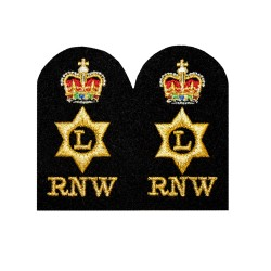Logistics RN Welfare - Chief Petty Officer (CPO) - Royal Navy Badges