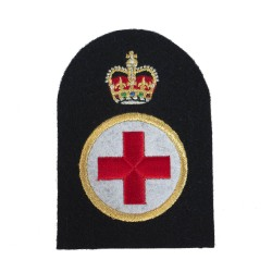 Medical Assistant (MA) - Petty Officer - Royal Navy Badges
