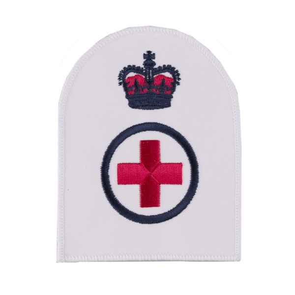 Medical Assistant (MA) - Petty Officer (PO) - Royal Navy Badges