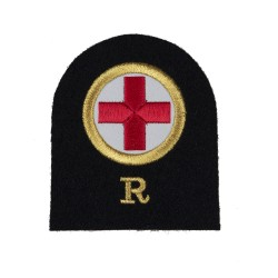 Medical Radiographer (MR) - Basic Rate - Royal Navy Badges