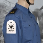 Above Water Weapons (AWW) - Able Rate - Royal Navy Badges
