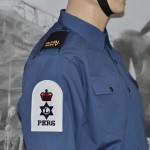 Logistics Personnel (PERS) - Petty Officer (PO) - Royal Navy Badges