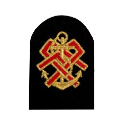 Queens Alexandra Royal Navy Nursing Service - QARNNS – Warrant Officer Class 1 (WO1) – Royal Navy Badge
