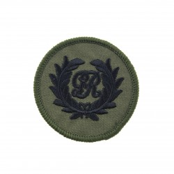 Kings Award - Royal Marines (RM) Qualification - Royal Navy Badge