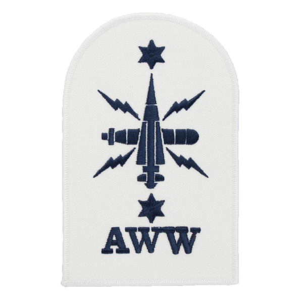 Above Water Weapons (AWW) - Leading Rate - Royal Navy Badges