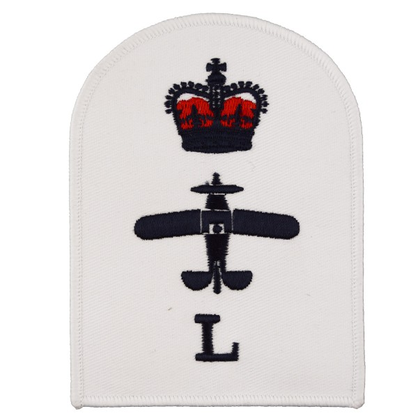 Air Engineer Electrical (L) - Petty Officer (PO) - Royal Navy Badges