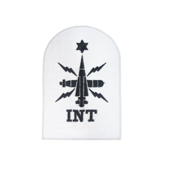 Able Rate Intelligence (INT) Royal Navy Warfare Branch - Qualification Badge