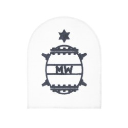 Mine Warfare (MW) - Able Rate - Royal Navy Warfare Branch Badges