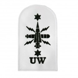 Under Water (UW) - Leading Rate - Royal Navy Badges