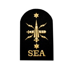 Warfare SEA - Leading Rate - Royal Navy Badges