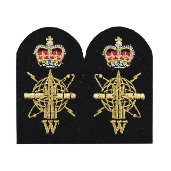 Weapon Engineering Branch Weapons - Chief Petty Officer - Royal Navy Badges