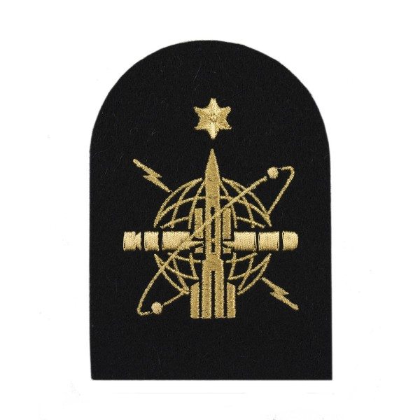 Weapon Engineering Branch Weapons - Leading Rate - Royal Navy Badges