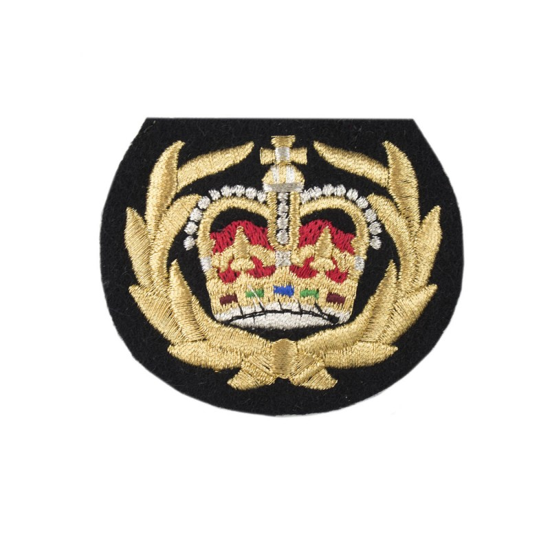 Warrant Officer Class 2 Wo2 Rank Royal Navy Rn Badge