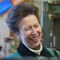 A Royal Visit: Princess Anne