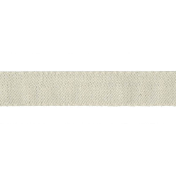 38mm – Natural White – Worsted – Herringbone Lace