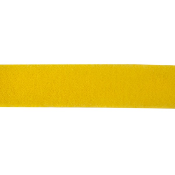 50mm Yellow Polyester Tac-Flex Velcro - Loop