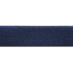 20mm Dark Blue Tac-Flex Polyester Velcro - Loop