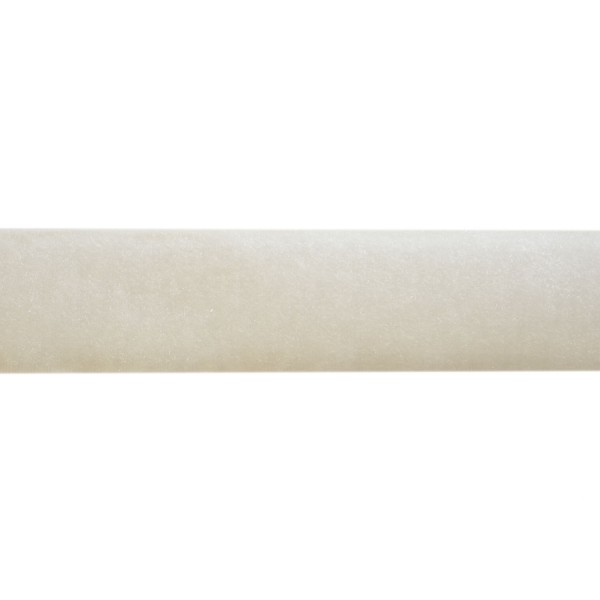 38mm White Polyester Tac-Flex Velcro - Loop