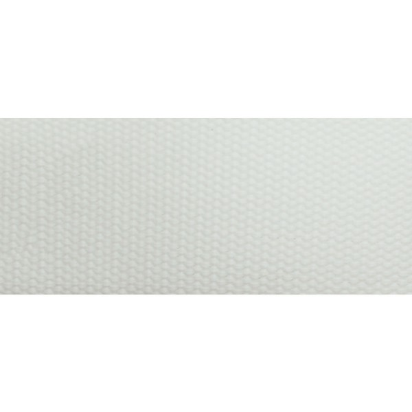 100mm – White – Polyethylene – Courlene Webbing