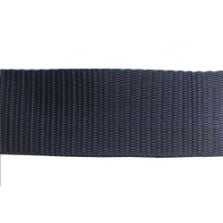 50mm – Blue Navy – Polypropylene – Double Plain Weave - Webbing